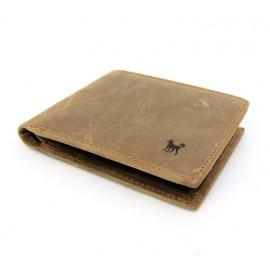 Kožená peňaženka NO ZIPP