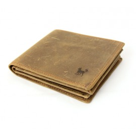 Kožená peňaženka SHORT ZIPP