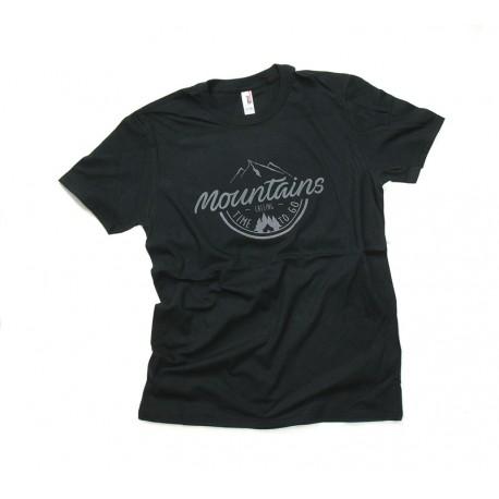 Pánske tričko MOUNTAINS