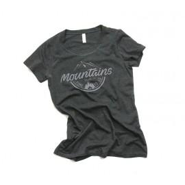 Dámske tričko MOUNTAINS