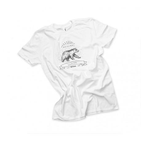 Pánske tričko WILD LIFE