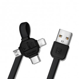 3in1 nabíjací kábel USB