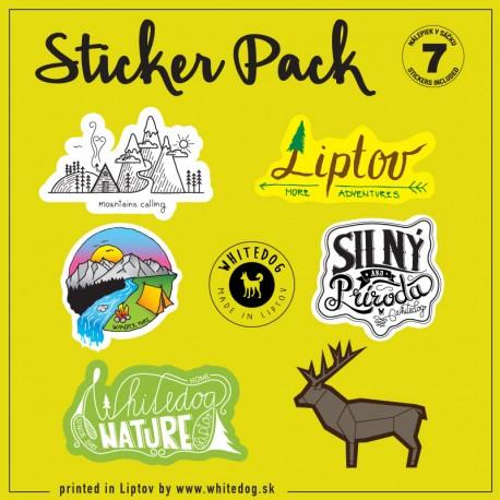 Stiker Pack / Nálepky