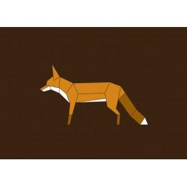 Poster - Líška hrdzavá