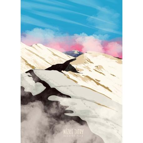 Poster - Orol skalný