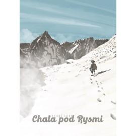 Retro Poster - Chata pod Rysmi