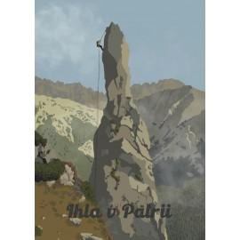 Poster - Ihla v Patrii