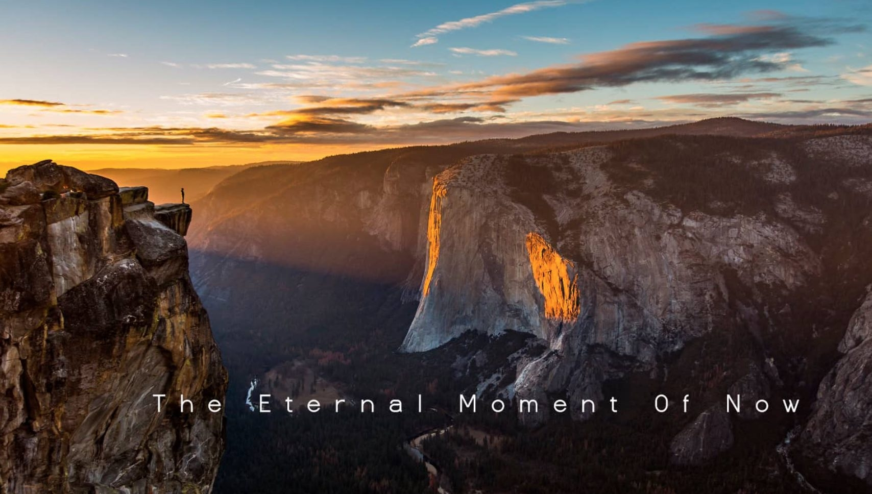 The Eternal Moment of Now